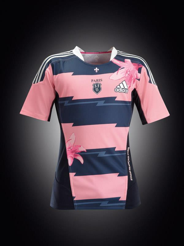 Maillot SF Paris Rugby 2012
