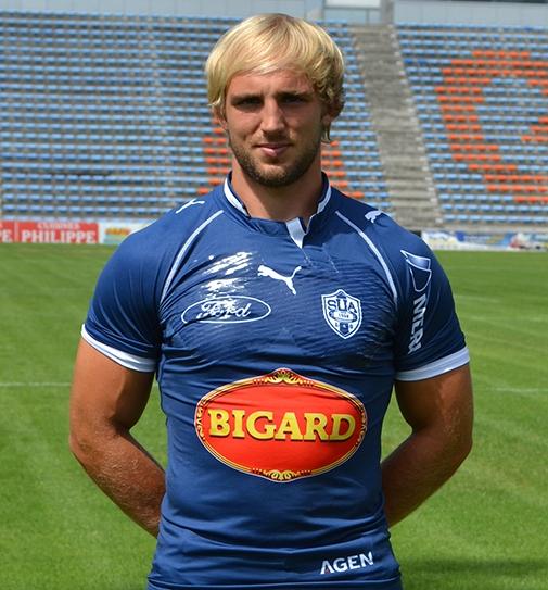Puma Agen Rugby Jersey 2012