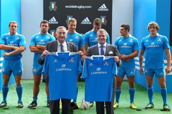 Italia Maglia Adidas 2012