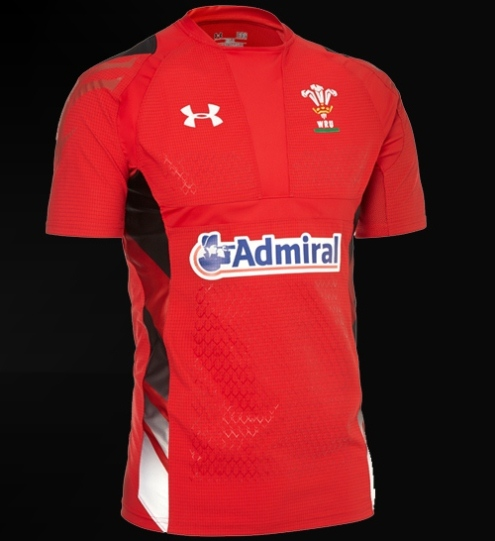 New Wales Rugby Kit 2014