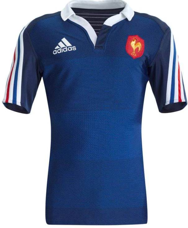 4 Year Old Rugby Boots: France Jersey Rugby Zoo