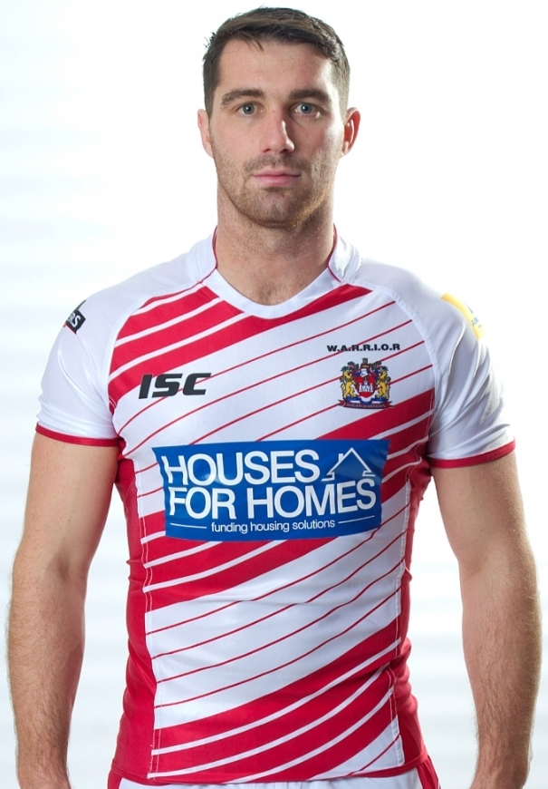 New Wigan Warriors 2014 Kit