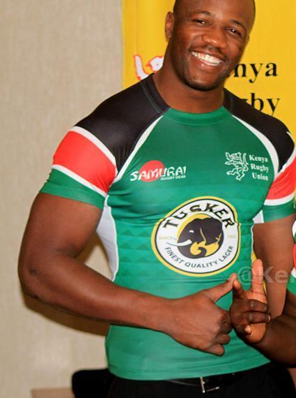 Kenya Rugby Shirt 2014