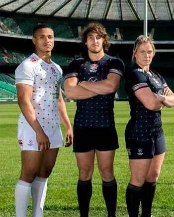 England Sevens Shirt Canterbury