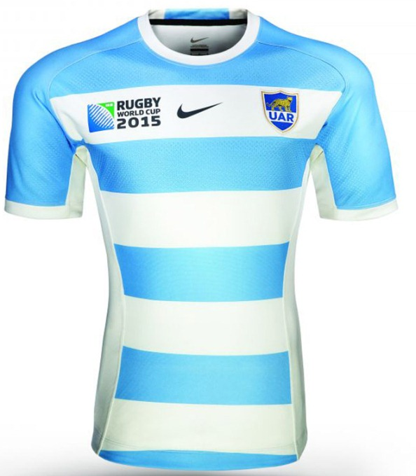 Argentina RWC Jersey 2015