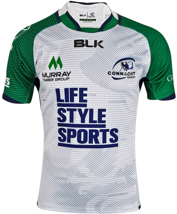 Leinster Rugby Season 2014 15 So Far: New Connacht Rugby Away Jersey 2015-2016