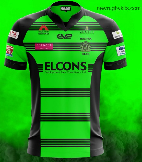 Halifax RLFC Away Kit 2017
