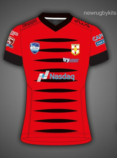 London Skolars Kappa Kit 2017