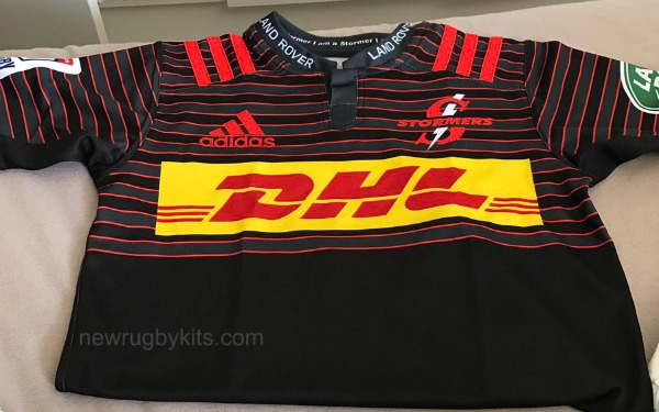Stormers New Away Kit 2017