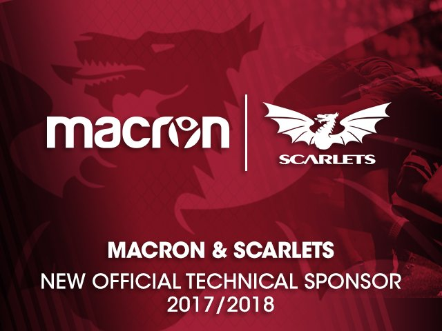 Macron Scarlets Kit Deal