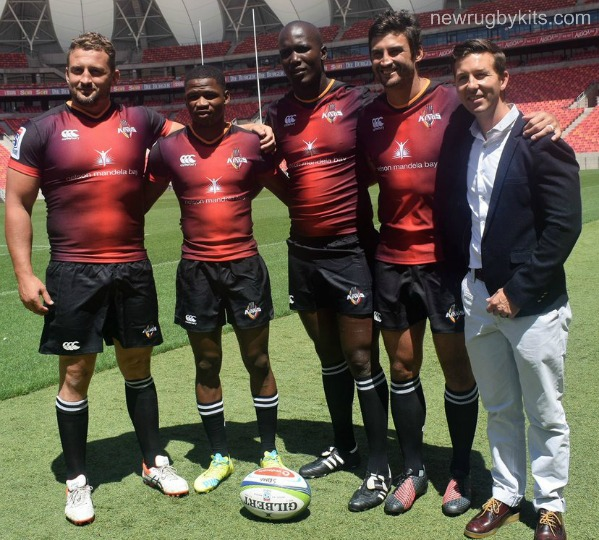 New Southern Kings Rugby Jersey 2017