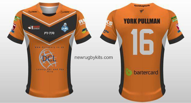 York City Knights Shirt 2017