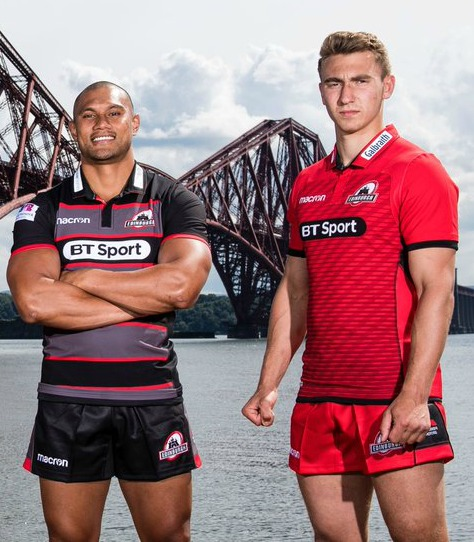 New Edinburgh Rugby Top 2017 18