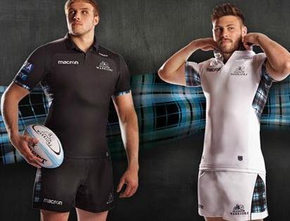 New Glasgow Rugby Strip 2017 18