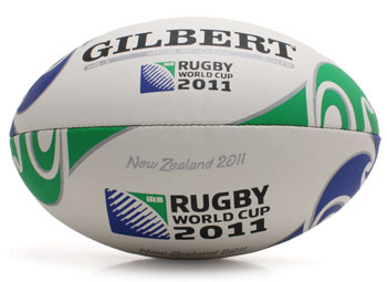 Gilbert Rugby World Cup Ball