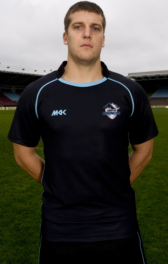 Harlequins RL New Shirt 2012 Super League