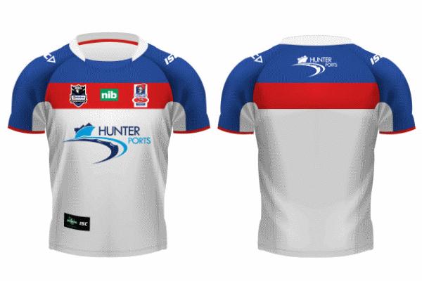 Knights NRL Shirt 2012