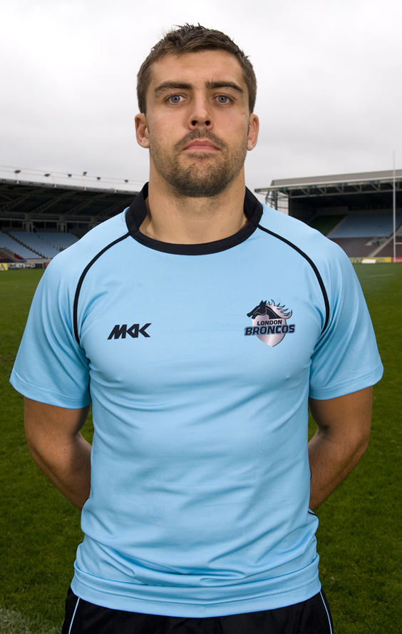 New London Broncos Kit 2012