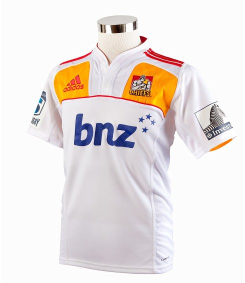 Waikato Chiefs Away Kit 2012