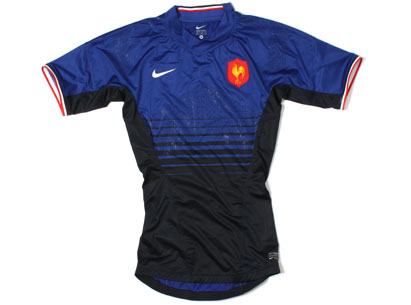 France 6 Nations Shirt 2012