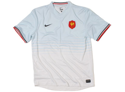 France Away Six Nations Shirt 2012
