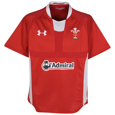 New Wales 6 Nations Rugby Shirt 2012