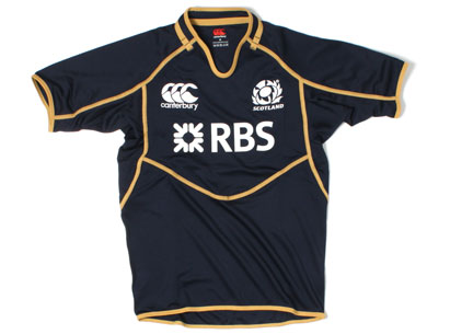 Canterbury 100/% Cotton Ladies Scotland Scottish Rugby Supporters Top