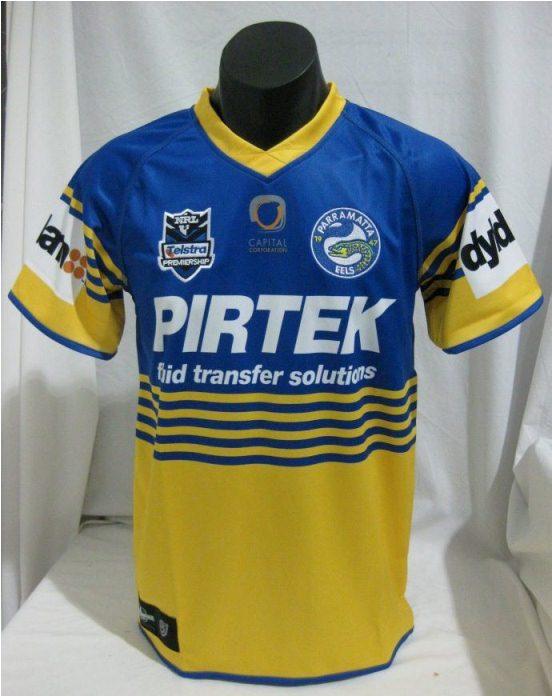 Parramatta Eels Heritage Jersey 2012 Jumper