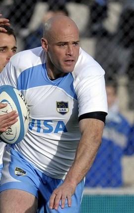 Felipe Contepomi Argentina 2012