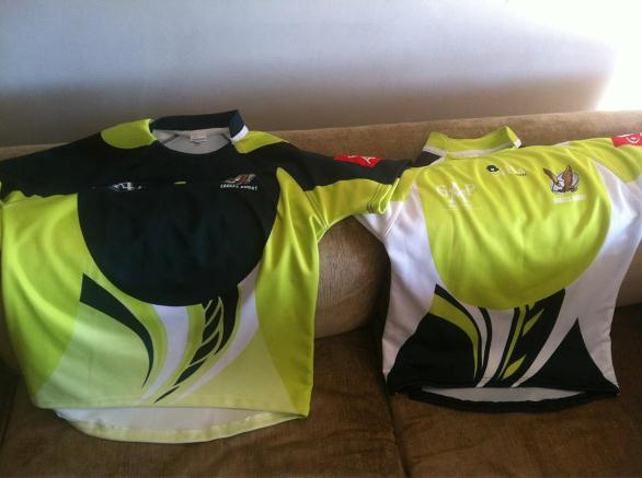 New SWD Eagles Currie Cup 2012 Jersey