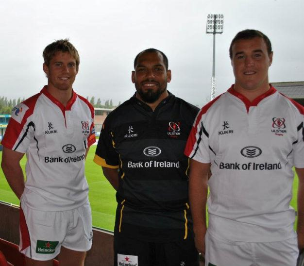 Ulster Home Jersey 2013