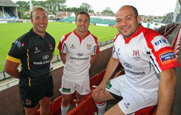 new Ulster Kit 2013