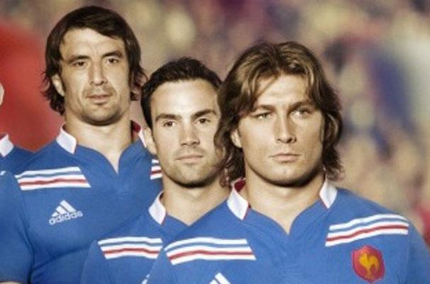 Adidas France Rugby Kit 2012