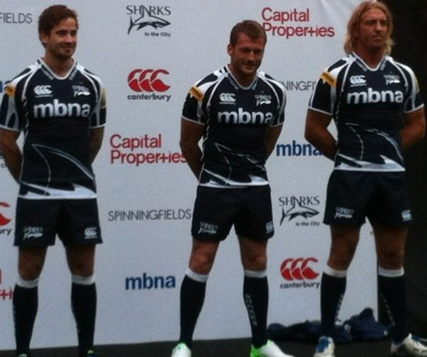 New Sale Sharks Kit 2013