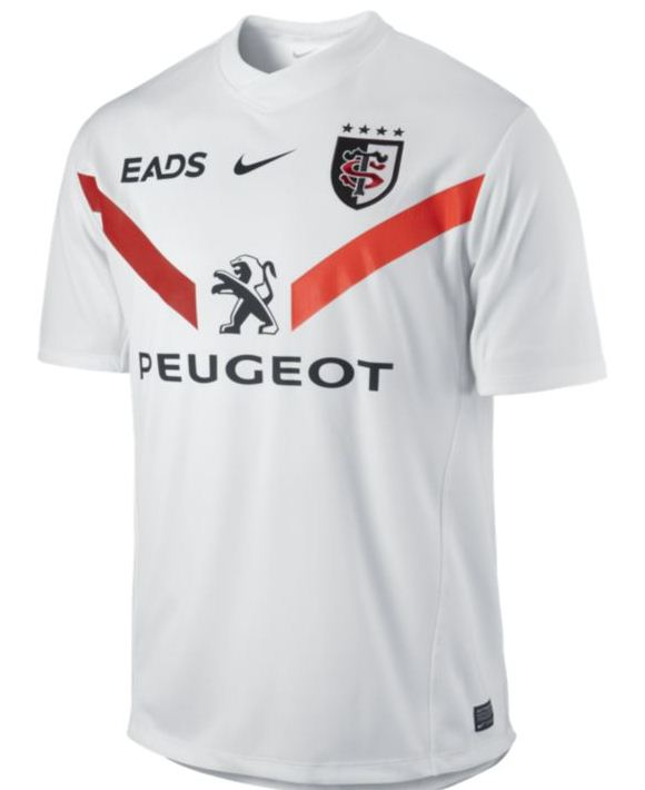 Toulouse Away Rugby Kit 2013