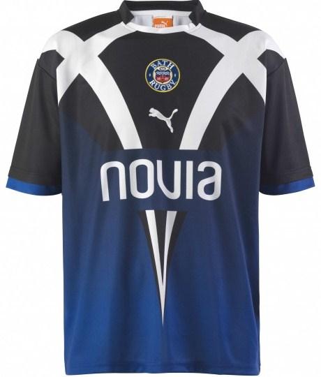 New Bath Rugby Home Shirt 12/13