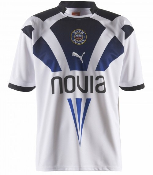 New Bath Rugby Jersey 2013