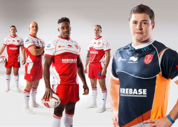Hull Kingston Rovers Rugby Shirt 2013