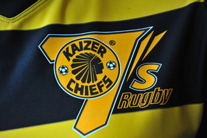 Kaizer Chiefs Rugby Logo 7's