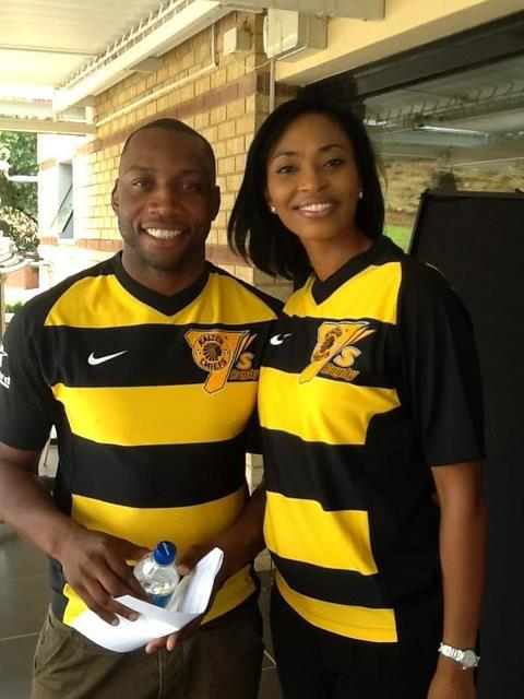 Kaizer Chiefs Rugby jersey