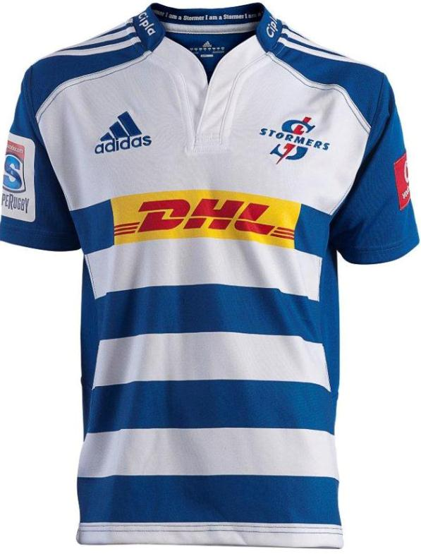 New Stormers 2013 Rugby Jersey