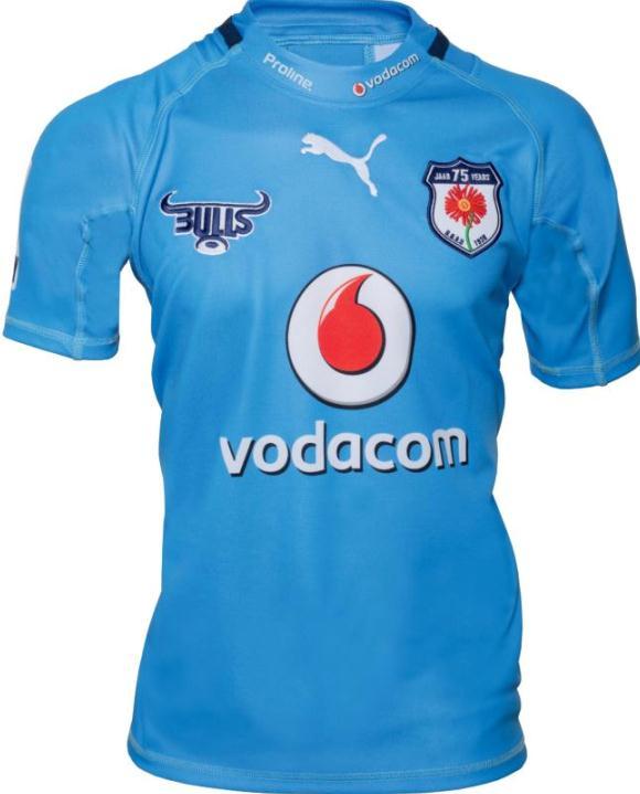 Blue Bulls Jersey 2013