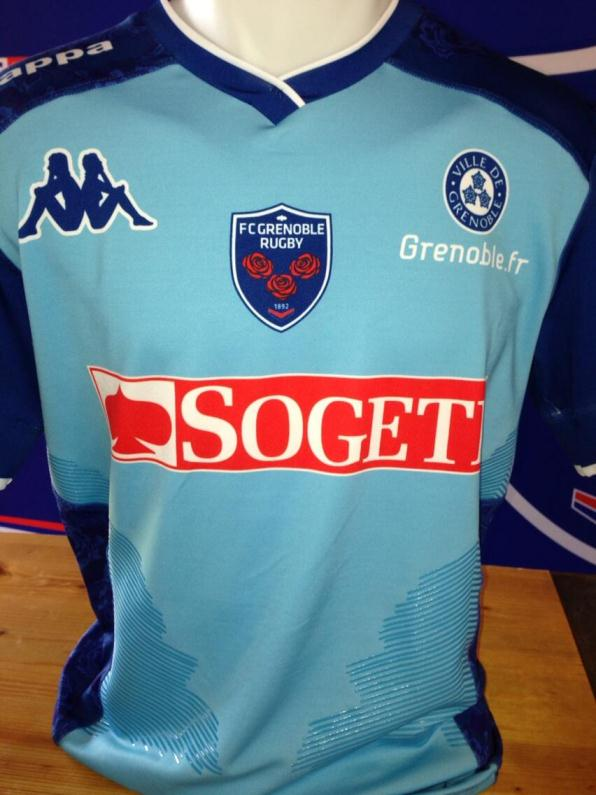 FC Grenoble Rugby Kit 2013