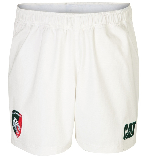 Leicester Tigers Away Rugby Shorts 2013 14