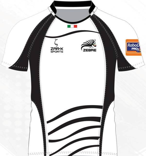 ZARX Sports Kit 2013 2014 Rugby