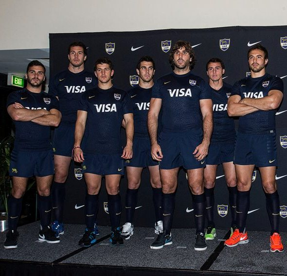 Los Pumas Away Shirt 13 14