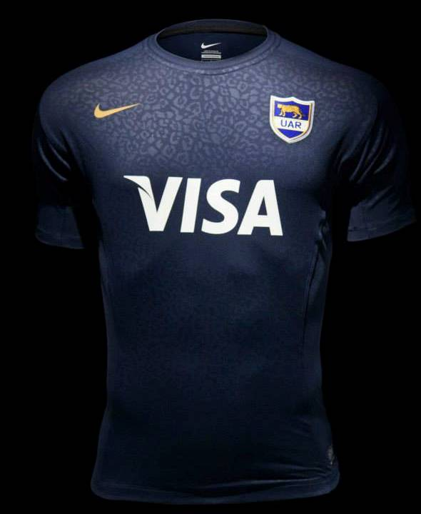 New Argentina Away Rugby Kit 2013 14