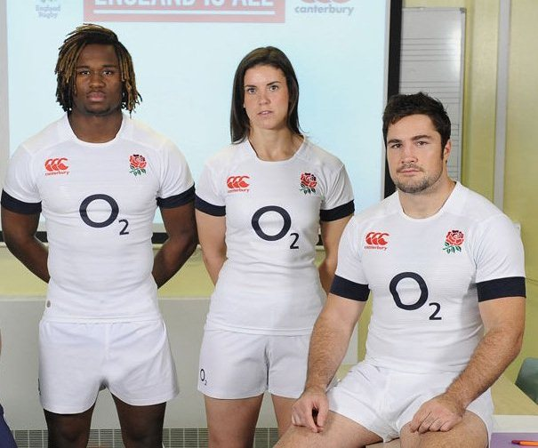 New England Rugby Home Kit Canterbury 2013 2014