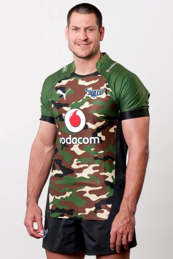 Vodacom Bulls New Khaki Kit Super Rugby 2014