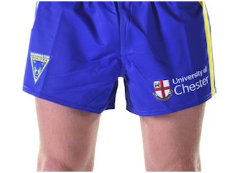Warrington Wolves Rugby Shorts
